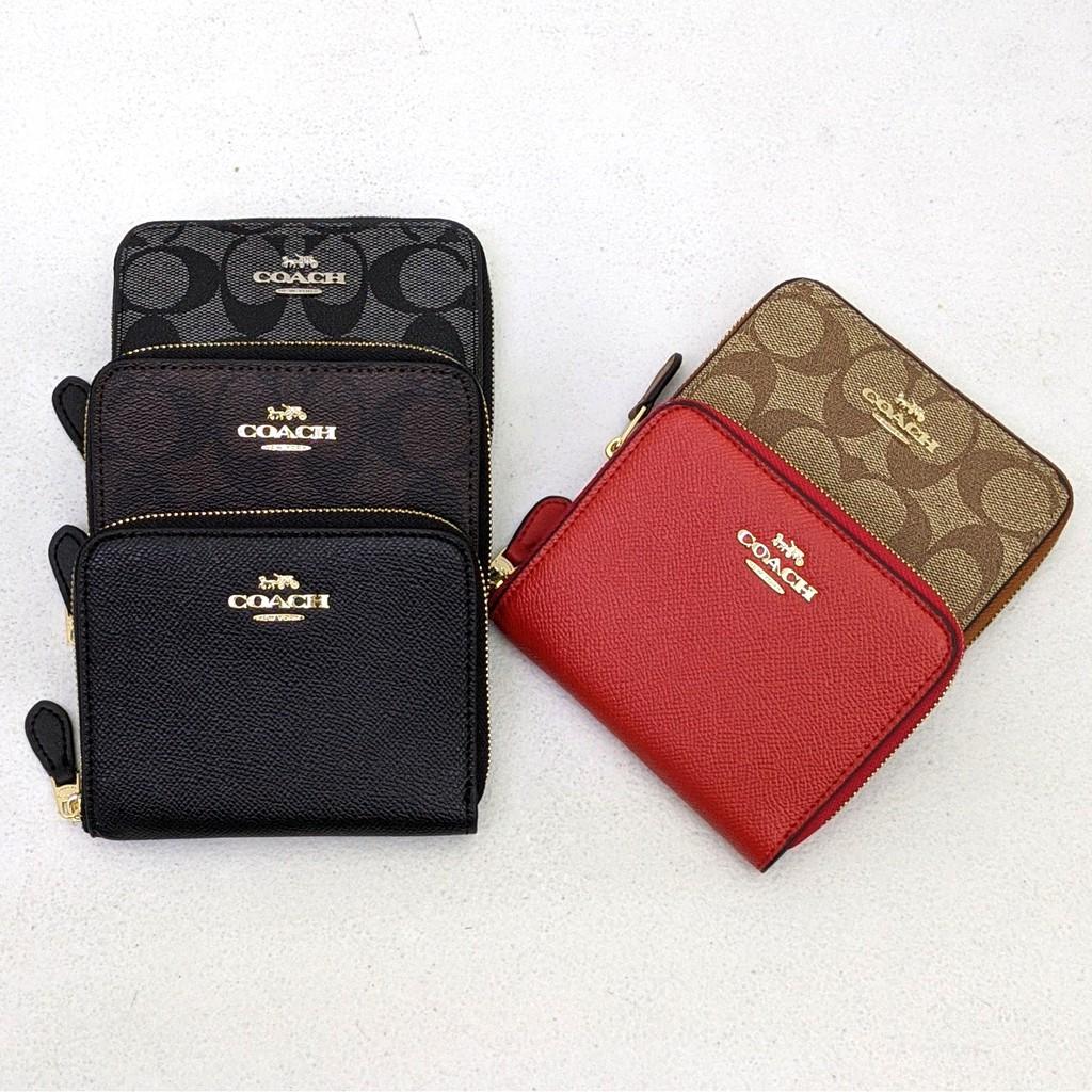 coach phone wallet